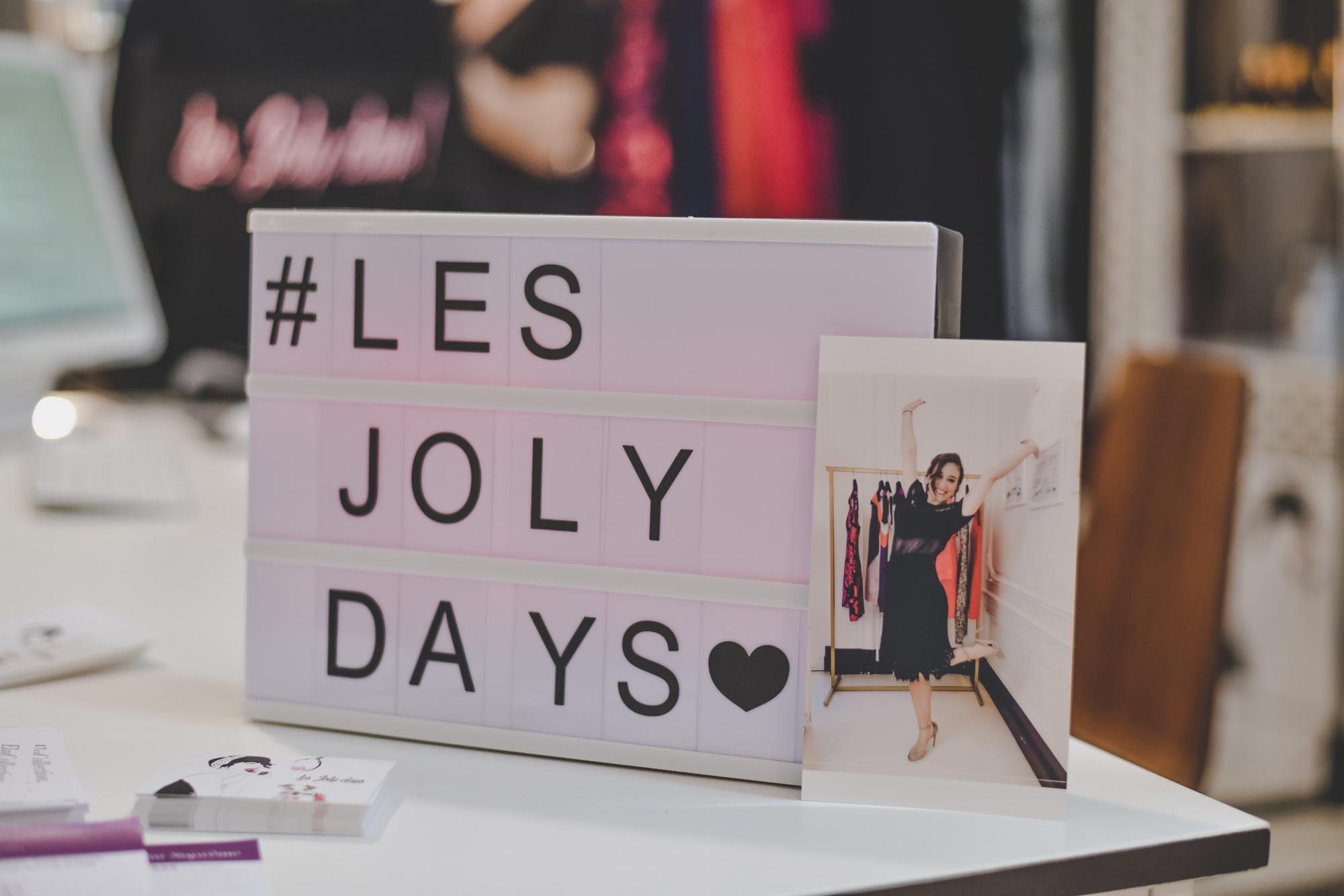 Les JOLY DAYS 29