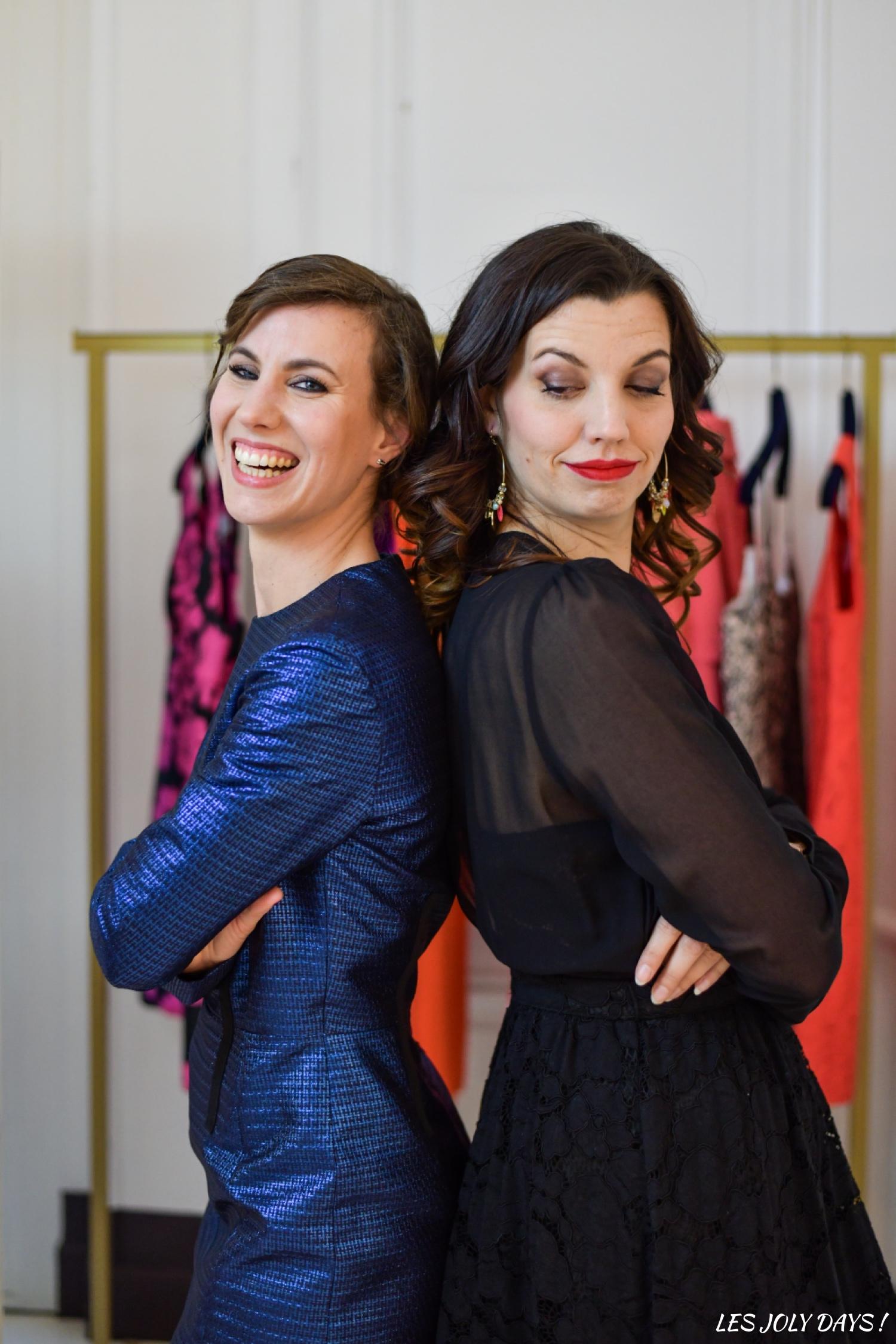 Lydia et Charlotte